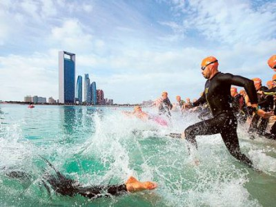 ITU World Triathlon Abu Dhabi to Challenge World's Best