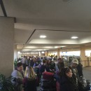 Passengers Stranded at Norfolk International Airport
