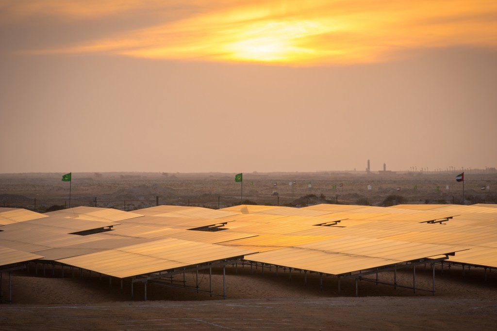 Abu Dhabi's Masdar to Double Solar, Wind Power in Middle East