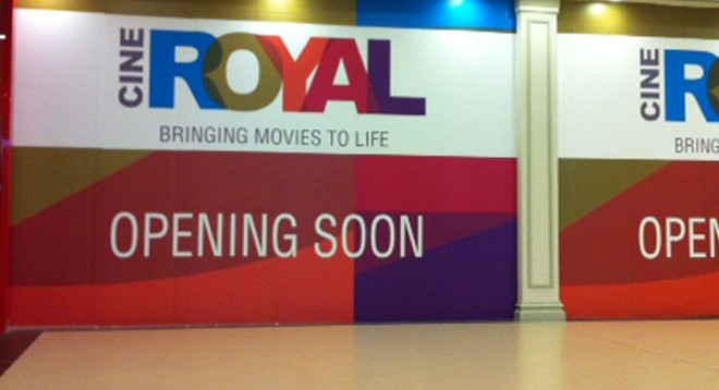 Cine Royal Cinemas Paragon Mall