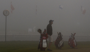 Golf Central Blog Play in Abu Dhabi Set to Resume After Fog Delay
