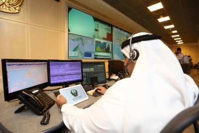 Hi-tech Media Platform for Abu Dhabi Police