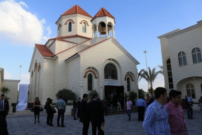 Holy Martyrs' Armenian Church of Abu Dhabi