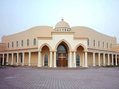 Mar Thoma Church In Abu Dhabi