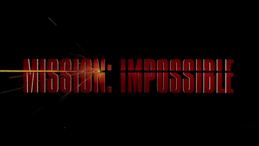 Mission Impossible Franchise Main