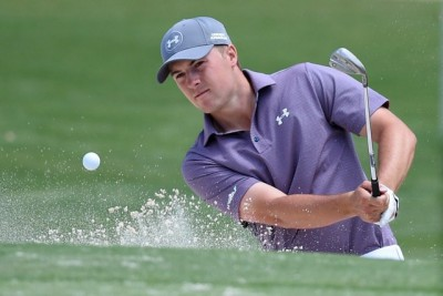 Spieth In Town for Abu Dhabi HSBC Golf Championship