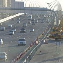Part of Dubai's Shaikh Zayed Road flyover Opens