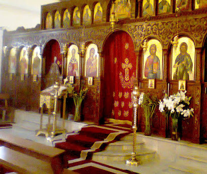 St. Nicholas Orthodox Church In Abu Dhabi