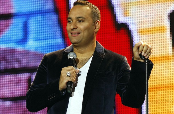 The Russell Peters Almost Famous World Tour