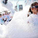 Big Bubble Run Dubai to Host First Ever Foam Race
