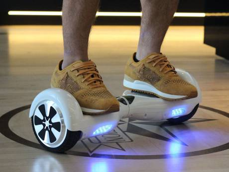 Dubai bans use of hoverboards in public