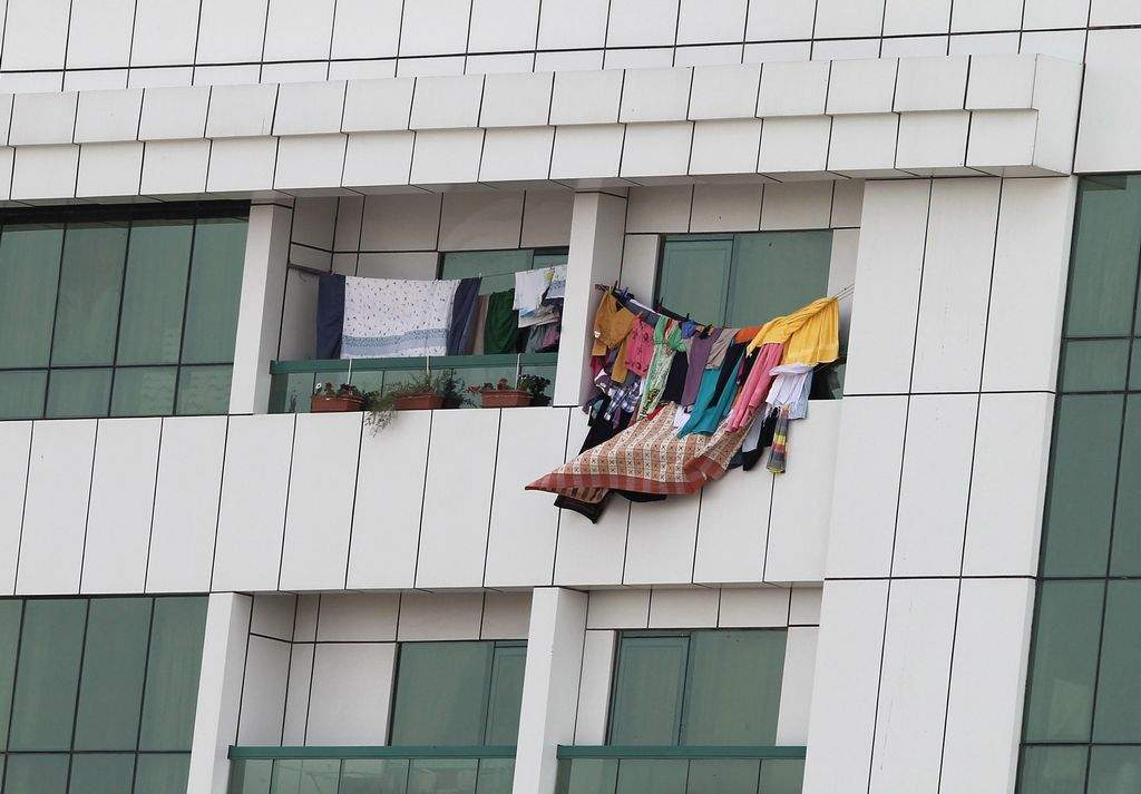 300 Sharjah residents fined over 'ugly balconies'