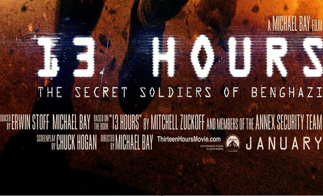 13 Hours The Secret Soldiers Of Benghazi 2016 English