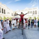 Abu Dhabi residents celebrate a frenzy food fiesta