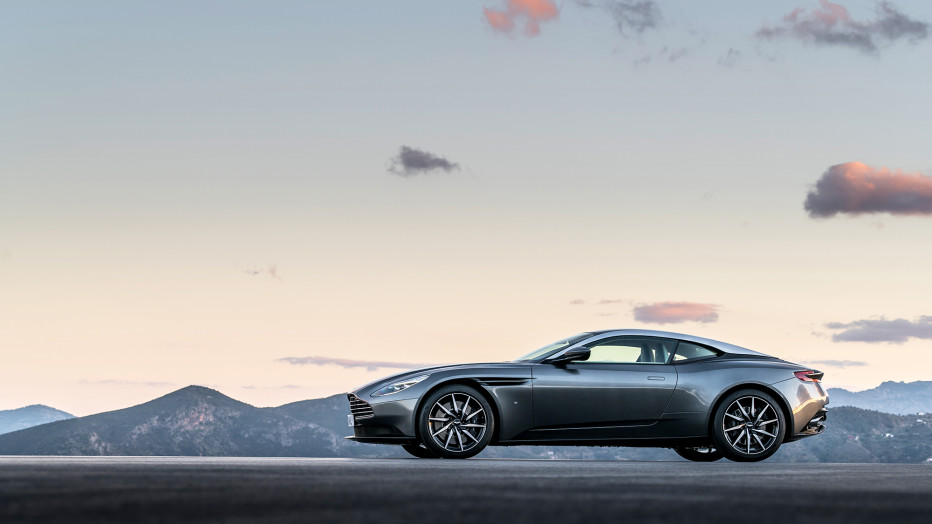 Aston Martin says the all-new DB11 is the most important car it's ever made. That's because the successor to the DB9 is the first result of a major investment the company made in the technology it needs to keep up with competitors like Ferrari and McLaren. The classy coupe will go from 0 to 62 mph in 3.9 seconds and up to 200 mph. But can it save the company?Dominic Fraser