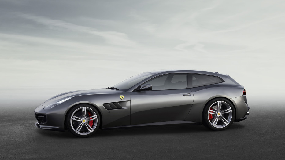 The GTC4Lusso has everything you expect from Ferrari. 600 horsepower from the 6.2-liter V12. 0 to 62 mph in 3.4 seconds. Top speed is a lofty 207 mph, and there's room for the whole (four person) family.  FERRARIThe GTC4Lusso has everything you expect from Ferrari. 600 horsepower from the 6.2-liter V12. 0 to 62 mph in 3.4 seconds. Top speed is a lofty 207 mph, and there's room for the whole (four person) family.  FERRARI