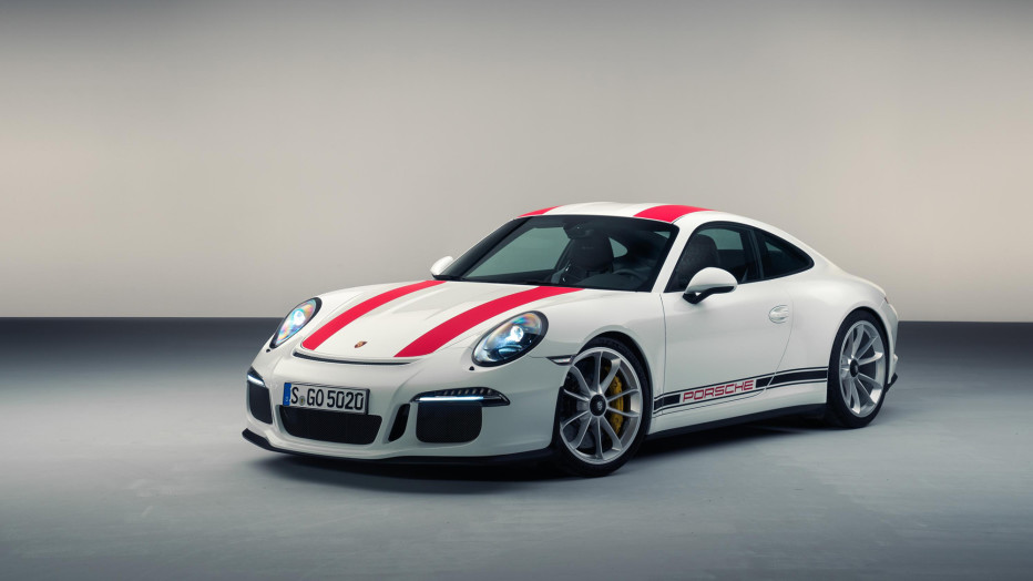 If less is more, the Porsche 911R might be everything. The German automaker took the 4-liter engine from the GT3 RS and matched it to a six-speed manual transmission. It threw out the back seats and air conditioner, and used carbon fiber to bring the car's weight down to just over 3,000 pounds. The result is a $184,900 car that will go to 60 mph in 3.7 seconds and likely be an absolute thrill to drive.  PORSCHE