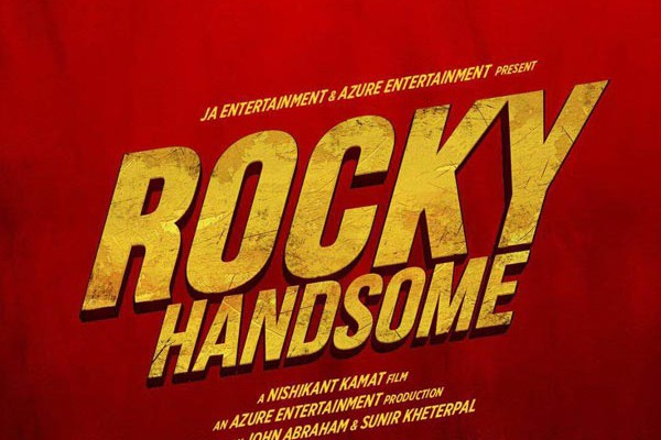 Rocky Handsome (2016) - Hindi Movie in Abu Dhabi