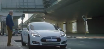 Driverless Cars in Dubai