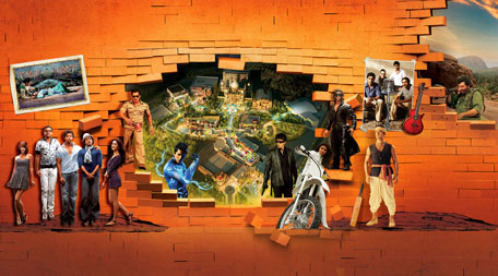 Free Visit To Legoland Bollywood Parks Motiongate In