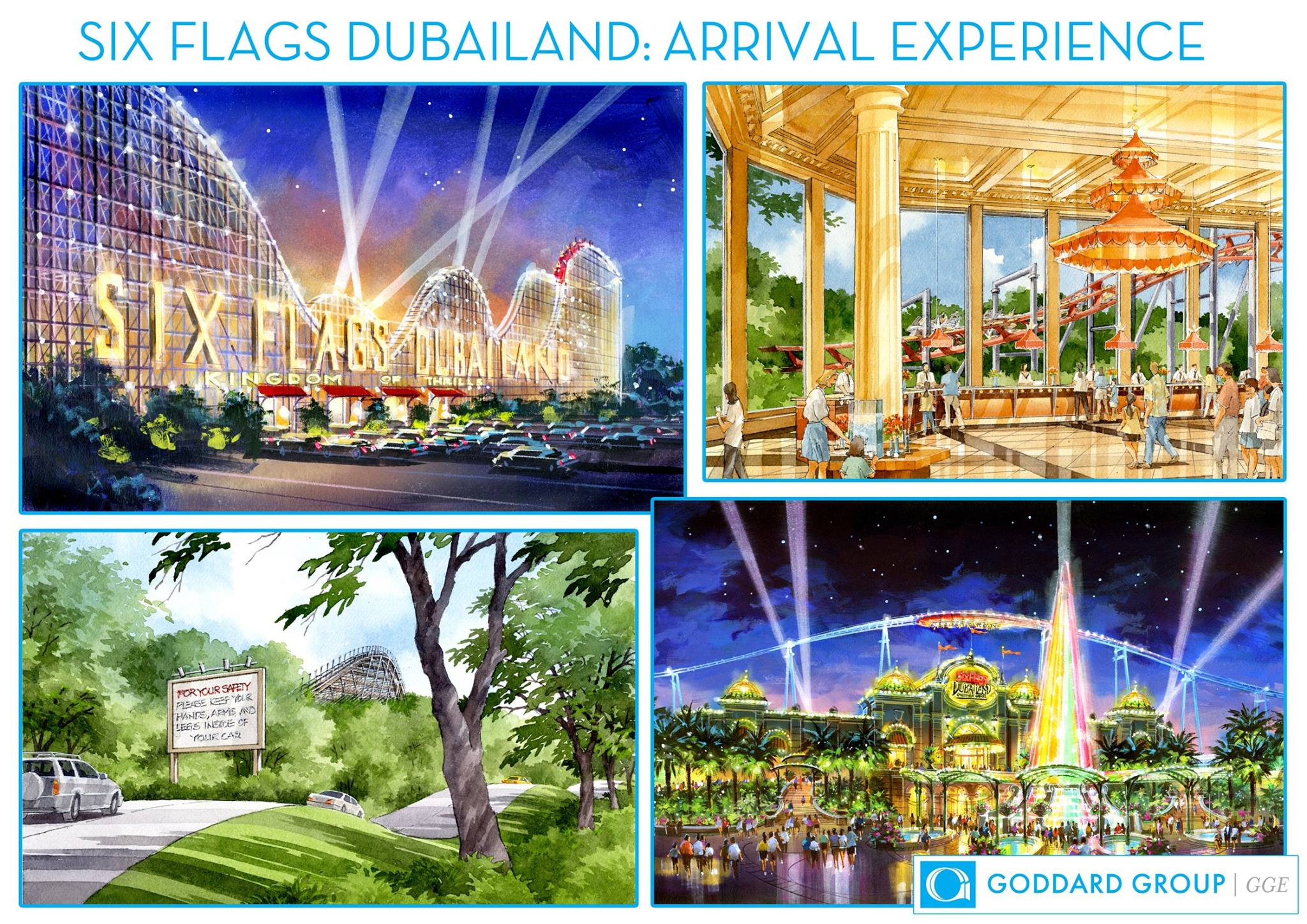 Dubai Parks and Resorts sets terms for Dh1.68bn rights issue