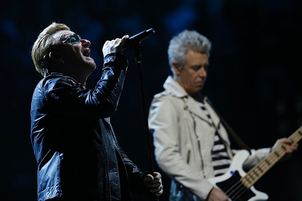 U2 keen to play in Abu Dhabi, says entertainment boss