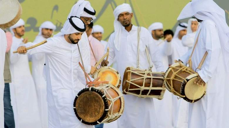 UAE: A nation at ease with the past