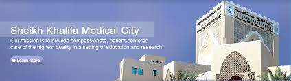 Shaikh Khalifa Medical City, Abu Dhabi, UAE