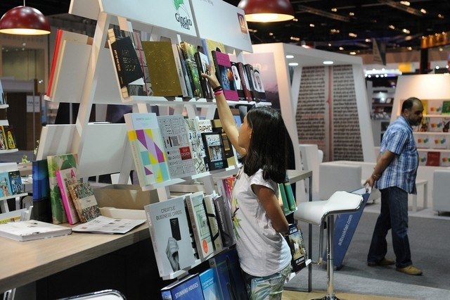 Expo Stand Emirati : Know about arab creativity at abu dhabi arts fair