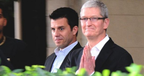 We are in India for the next thousand years, says Apple boss Tim Cook