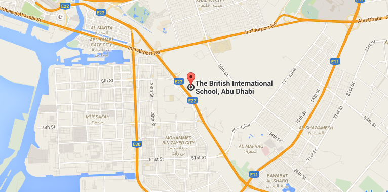 British International School, Abu Dhabi