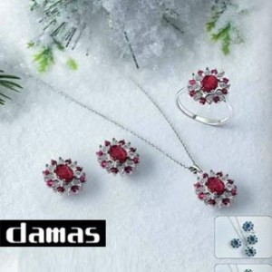 Damas Jewellery, Semi Boutique, Abu Dhabi