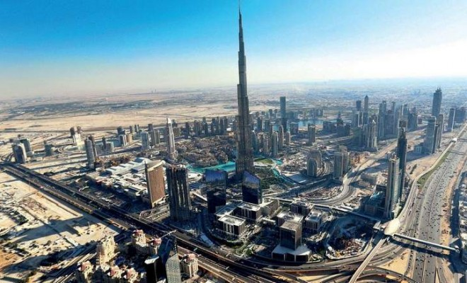 Dubai's private sector turns things around