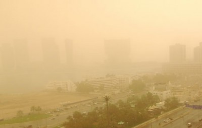 Dust storms expected to hit Dubai and Abu Dhabi on Friday