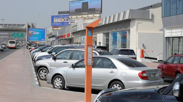 New parking tariffs in Dubai take effect on May 28: Roads and Transport Authority