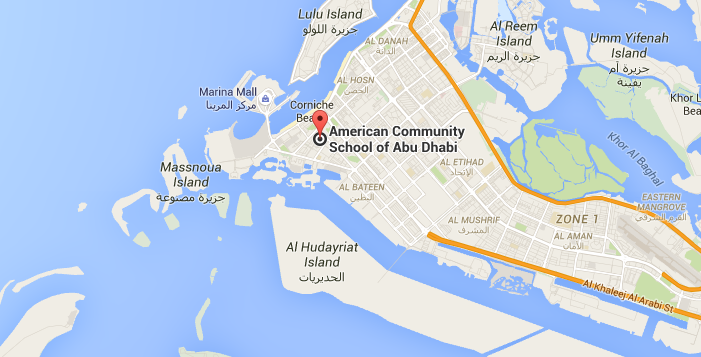 The American Community School of Abu Dhabi
