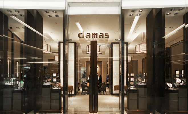 Damas Jewellery, Madinat Zayed3, Abu Dhabi