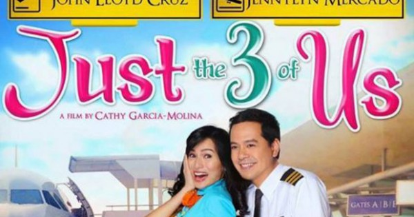 Just the 3 of Us (2016) - Tagalog Movie in Abu Dhabi