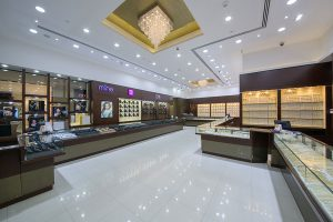 Malabar Gold and Diamonds Timing and Location, Shabia, Mussafah