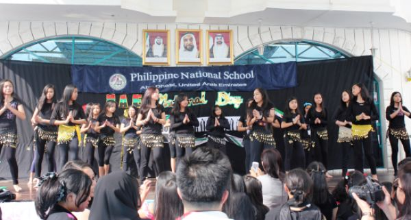 Philippine National School, Abu Dhabi