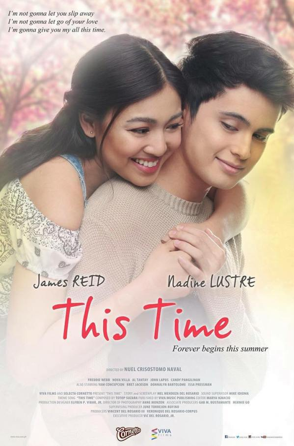 This Time Tagalog 2017 movie released in Abu Dhabi Cinemas