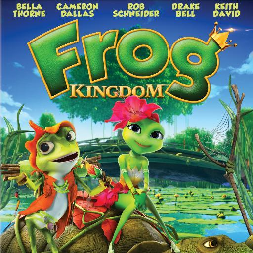 Frog Kingdom English Movie In Abu Dhabi Abu Dhabi