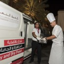 Excess food from Emirates Palace iftars distributed to Abu Dhabi's needy