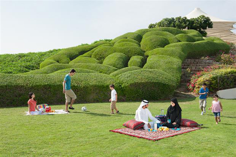 Things to do in Abu Dhabi for kids this summer