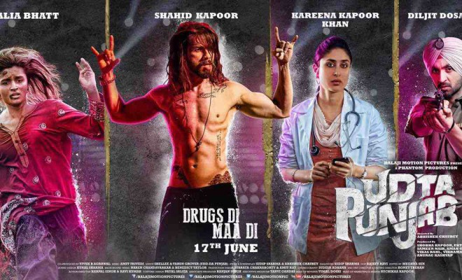 Udta Punjab 2016 - Hindi Movie in Abu Dhabi