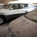 65 unattended vehicles impounded in Abu Dhabi