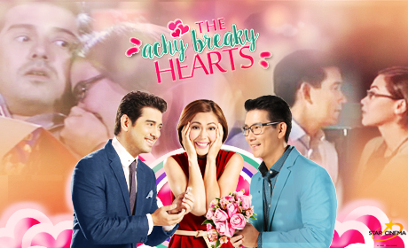 The Achy Breaky Hearts 2016 - Tagalog Movie in Abu Dhabi
