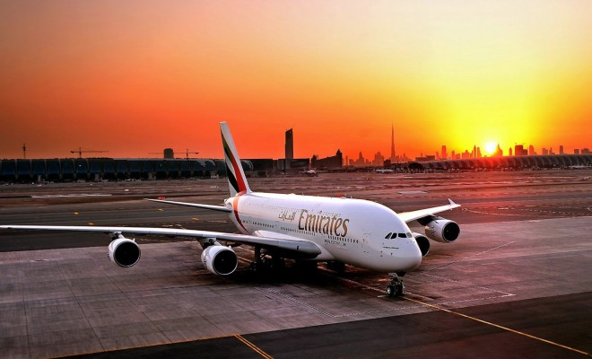 """Emirates named """"Best Airline in the World"""""""