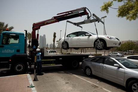 Fines Payment and Impounded Cars Release in Abu Dhabi, UAE