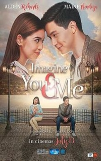 Imagine You and Me-post